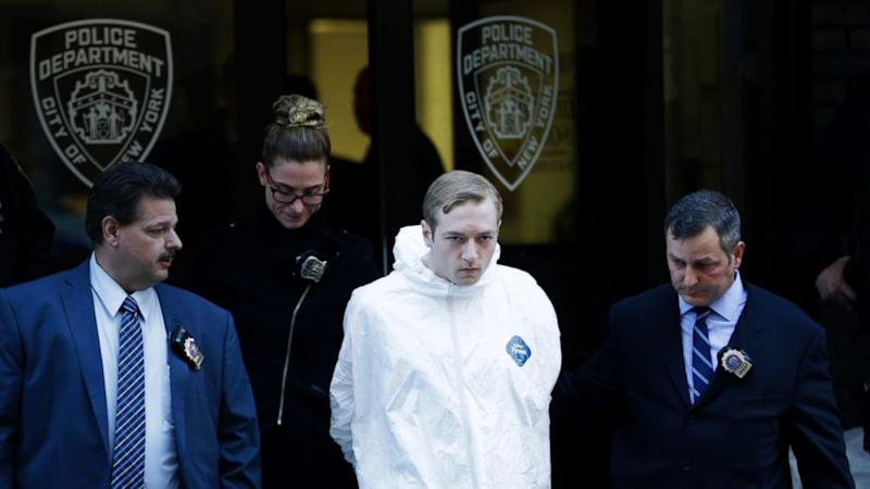 Man pleads not guilty to murder as terrorism for allegedly targeting black man in NYC