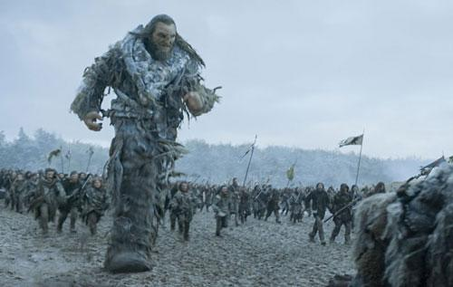 Image result for giant from GOT