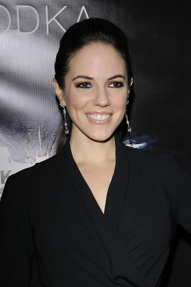 Anna Silk 'The Dark Knight Rises' Canadian premiere after party at One King West Hotel. Toronto, Canada - 18.07.12 Mandatory Credit:Dominic Chan/ WENN.com