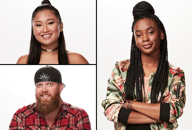 The Voice Countdown: Season 15's 10 Best Blind Auditions, Ranked