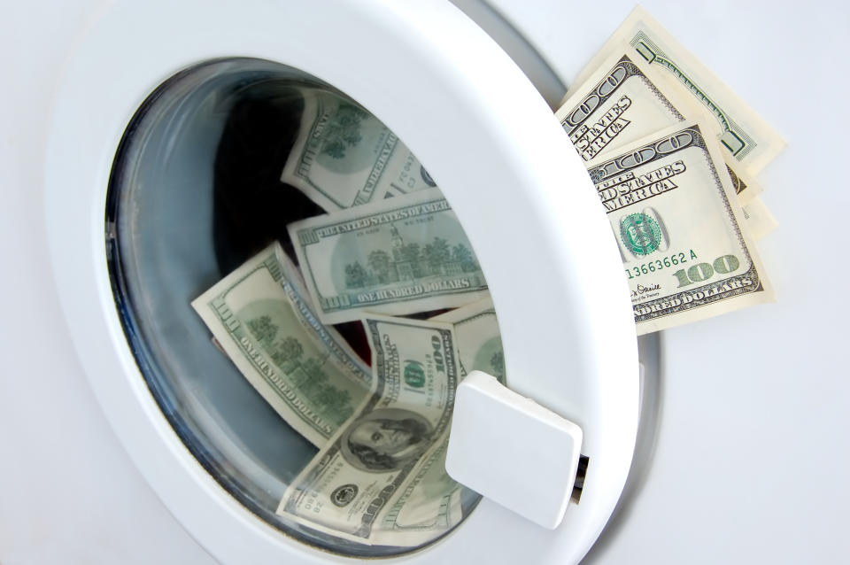 Save loads of money with the Ecoegg Laundry Egg. (Photo: Getty Images)