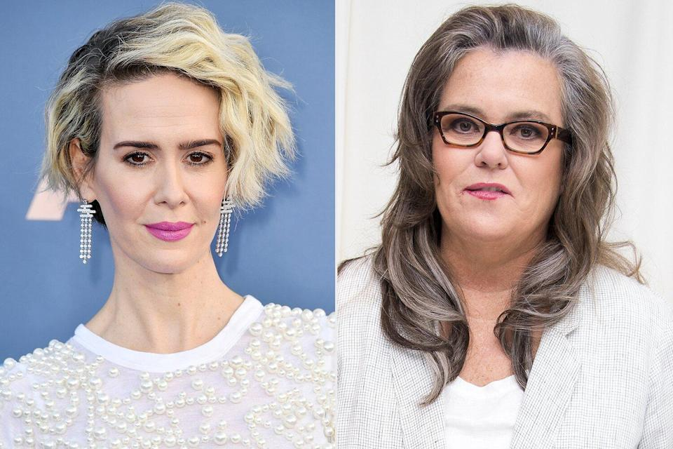 Sarah Paulson, Rosie O'Donnell and More Stars to Chat with Cancer Patients for Charity Streaming Event