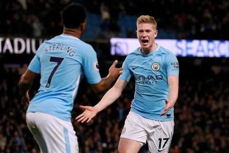 Man City chase Premier League record while playing handsome game