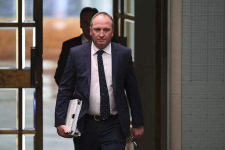 Barnaby Joyce should resign: Newspoll