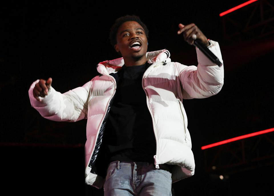 <p>Roddy Ricch's 'The Box' was the third most-streamed song of 2020</p>2019 Invision