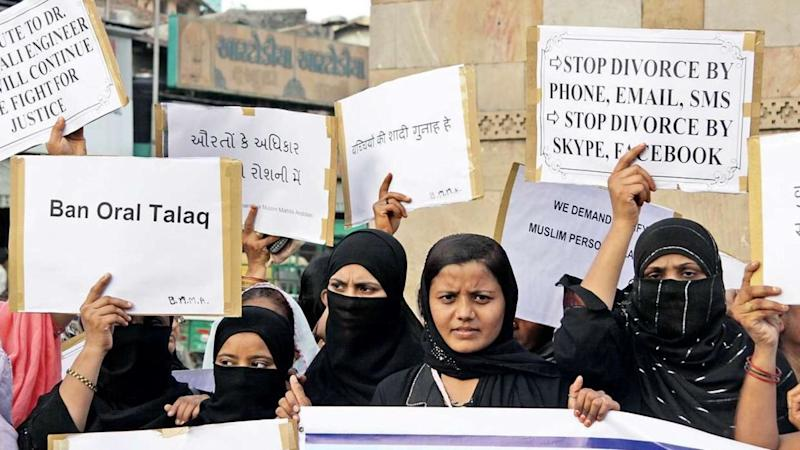 Bareilly NGO head announces rewards for stoning triple talaq activists