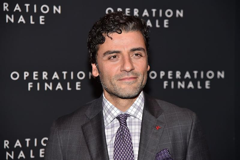 NEW YORK, NY - AUGUST 16: Oscar Isaac attends the 'Operation Finale' New York Premiere at Walter Reade Theater on August 16, 2018 in New York City. (Photo by Theo Wargo/Getty Images)
