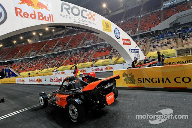 "Race of Champions 2013 <span class=""copyright"">Race of Champions</span>"