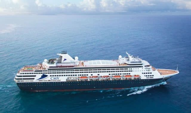 Ex-CMV chief sets sail with takeover of stricken cruise assets