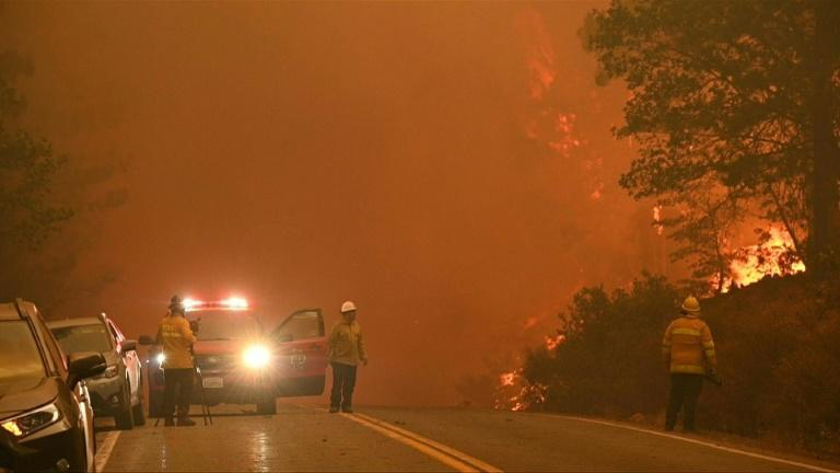 Dixie Fire growth prompts new evacuation orders in California