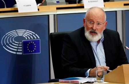 Incoming top EU climate official pledges to tax polluting imports