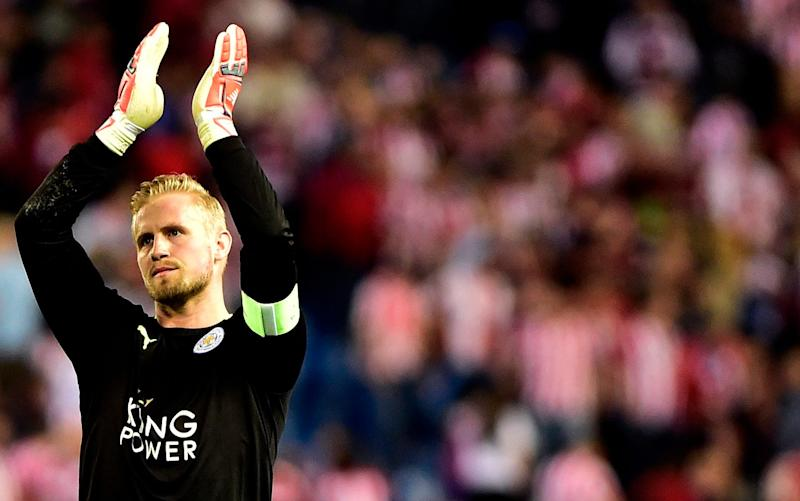Kasper Schmeichel - Credit: Getty Images