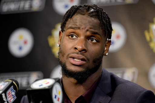 Le'Veon Bell Not At Steelers' Practice, GM Releases Statement