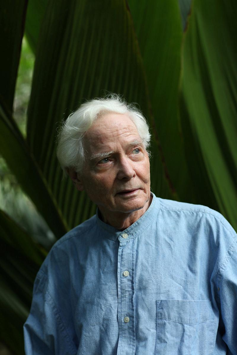 Rita Dove Remembers Poet and Friend W.S. Merwin