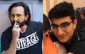 He's better looking than I am: Saif Ali Khan on his doppelganger and son Ibrahim
