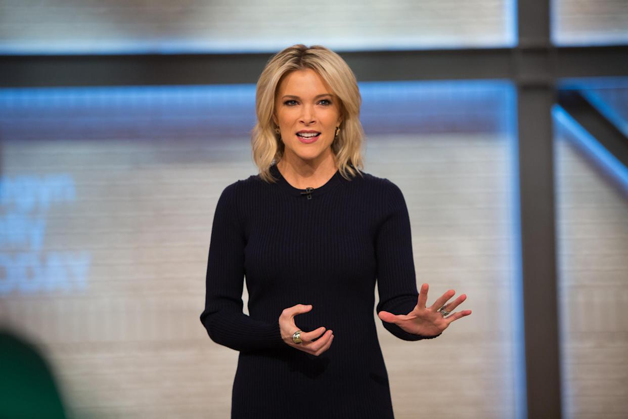 People are eager to learn Megyn Kelly's fate at NBC, but many don't even know how to spell her name. (Photo: Nathan Congleton/NBC/NBCU Photo Bank)