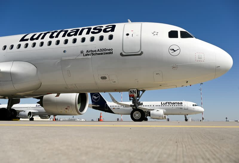 No rescue deal yet for German airline Lufthansa - sources