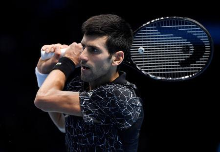 Djokovic outclasses Zverev and secures semi-final place — ATP Finals