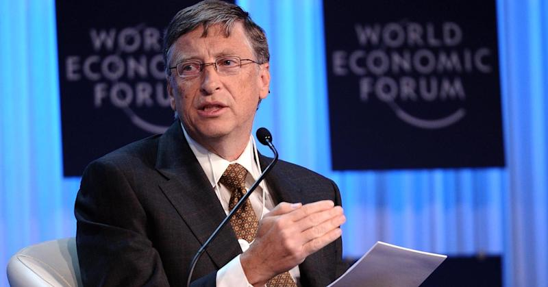 Bill Gates aims to fix global banking
