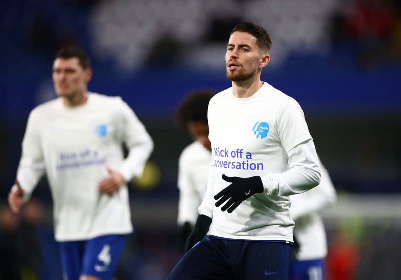 Chelsea must maintain composure against Bayern - Jorginho