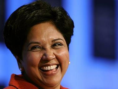 <p>She stepped down as the CEO of PepsiCo in October, 2018. It marked the end of an era as Nooyi was PepsiCo's first female chief executive and boosted revenue 80 percent during her tenure. </p>