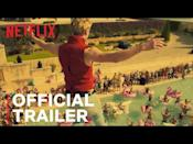 """<p><strong>Who's in it: </strong>Laura Haddock, Daniel Mays, Tom Rhys Harries.</p><p>Álex Pina's drama was filmed in Majorca and Ibiza, so there are plenty of gorgeous backdrops, pool parties and epic villas - though the story itself is anything but beautiful. White Lines tells a tale of drugs, death and deceit.</p><p><a href=""""https://www.youtube.com/watch?v=Uj7uyeaJjFQ"""" rel=""""nofollow noopener"""" target=""""_blank"""" data-ylk=""""slk:See the original post on Youtube"""" class=""""link rapid-noclick-resp"""">See the original post on Youtube</a></p>"""