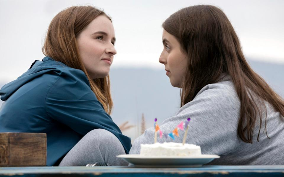 Best friend Beanie: the star plays close confidante to Kaitlyn Dever in Booksmart - Annapurna Pictures