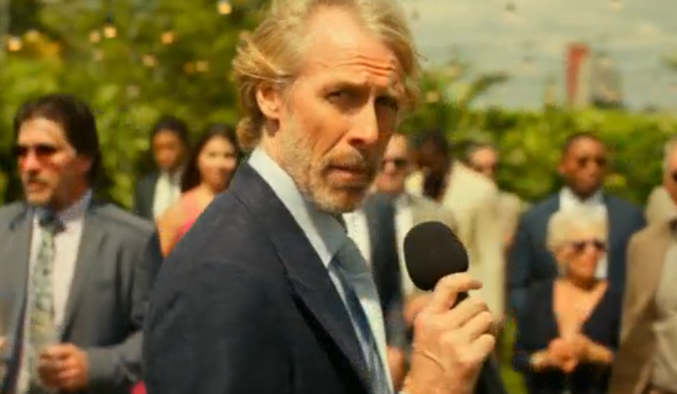 Michael Bay in 'Bad Boys For Life' (Sony Pictures Home Entertainment)
