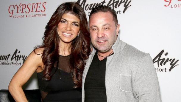 PHOTO: Teresa Giudice and Joe Giudice appear at Mount Airy Resort Casino for a book signing and meet and greet in this March 5, 2016 file photo in Mount Pocono City. (Paul Zimmerman/Getty Images)