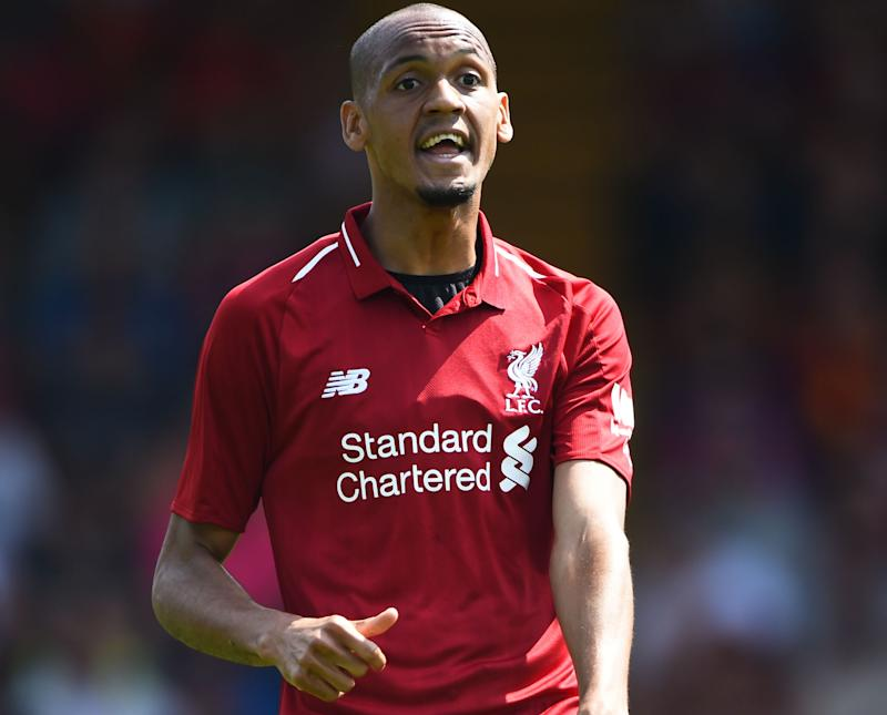 big sale ea38a 0ea32 Fabinho's Liverpool squad number is still a mystery