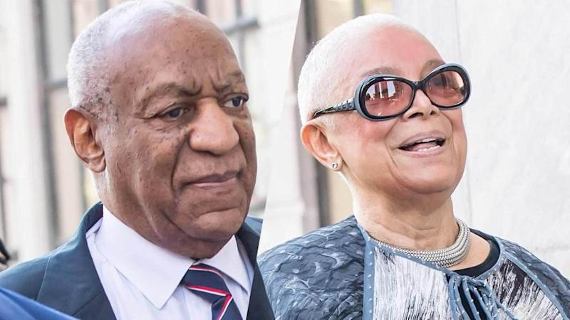 Bill & Camille Cosby Accuse Judge of Profiling Disgraced Comedian as 'Brutal, Black Buck'