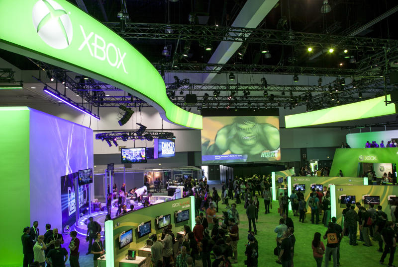 Microsoft reveals Xbox One, next-generation gaming