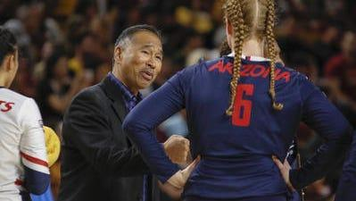 Arizona volleyball coach: Play everything but football in spring