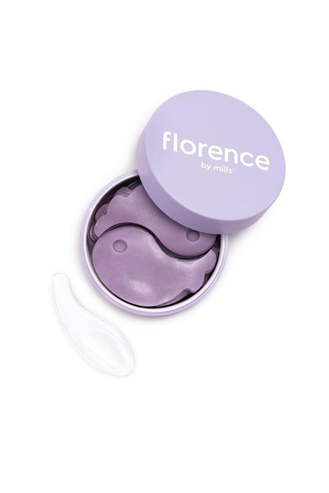 "<p>The <a href=""https://www.popsugar.com/buy/Florence-Mills-Swimming-Under-Eyes-Gel-Pads-494656?p_name=Florence%20by%20Mills%20Swimming%20Under%20the%20Eyes%20Gel%20Pads&retailer=ulta.com&pid=494656&price=34&evar1=bella%3Aus&evar9=46681955&evar98=https%3A%2F%2Fwww.popsugar.com%2Fphoto-gallery%2F46681955%2Fimage%2F46681963%2FFlorence-by-Mills-Swimming-Under-Eyes-Gel-Pads&list1=beauty%20products%2Cbeauty%20review%2Cmillie%20bobby%20brown&prop13=api&pdata=1"" rel=""nofollow"" data-shoppable-link=""1"" target=""_blank"" class=""ga-track"" data-ga-category=""Related"" data-ga-label=""https://www.ulta.com/swimming-under-eyes-gel-pads?productId=pimprod2009334"" data-ga-action=""In-Line Links"">Florence by Mills Swimming Under the Eyes Gel Pads</a> ($34) are both a powerful depuffer and the stuff of Instagram dreams. ""These gel pads tend to both vaso-constrict (push fluid out of the area, especially when a cool temperature) and also deliver ingredients,"" Bhanusali said. ""This one has lots of calming ingredients and looks like would be a good option to [reduce puffiness]."" </p> <p>I picked up two of the whale-shaped gel pads and laid them onto the areas beneath my eyes. (I had to position the whales' heads on top of the bridge of my nose to get the shape as close to my undereyes as possible.) It felt cooling against my skin when I had it on, and ultimately left it feeling moisturized (and a little sticky from the excess serum). </p> <p>The best part is that they were both adorable and budge-proof (adhering to my skin without slipping and sliding). It's perfect for taking a masking selfie.</p>"