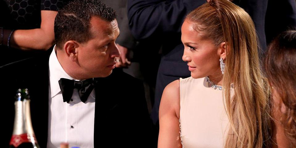 Jennifer Lopez And Alex Rodriguez Break Silence On Split Denying They Re Fully Over