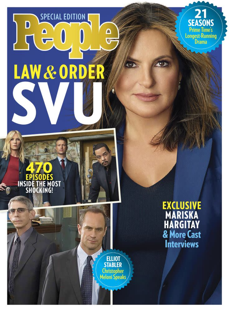 PEOPLE Special Edition — Law & Order: SVU, now available