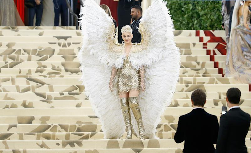 The Met Gala 2018. (Getty Images)