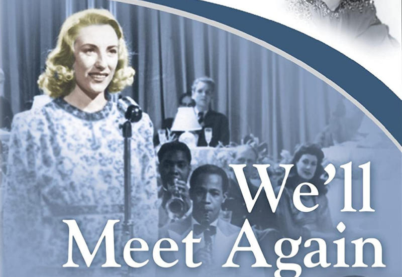 Dame Vera Lynn starred in 1943 musical 'We'll Meet Again'. (Credit: Columbia Pictures)