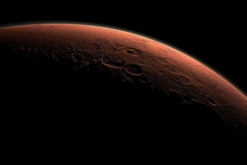 It seems that going all the way to Mars may cause brain damage