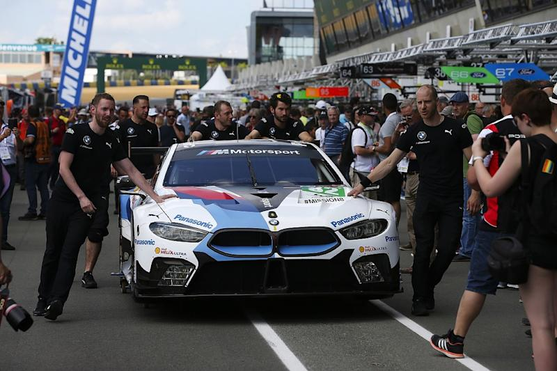 BMW: Latest GTE tweaks 'difficult to understand'