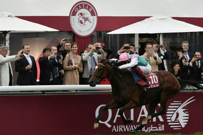 Enable Frankie Dettori's favourite girl provided Prince Khalid Abdullah with a final glorious fanfare winning two successive Prix de l'Arc de Triomphes amongst many other historic races