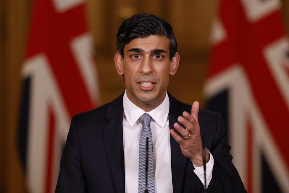 <p>Rishi Sunak appeared in front of the Treasury Select Committee on Thursday</p> (PA Wire)