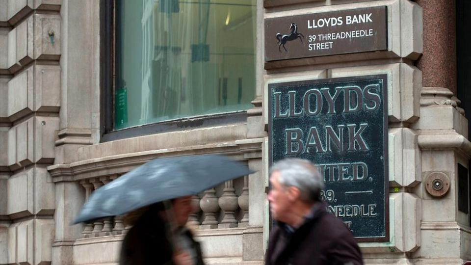 Lloyds Bank is reviewing its office space needs after concluding its staff worked well from home during lockdown