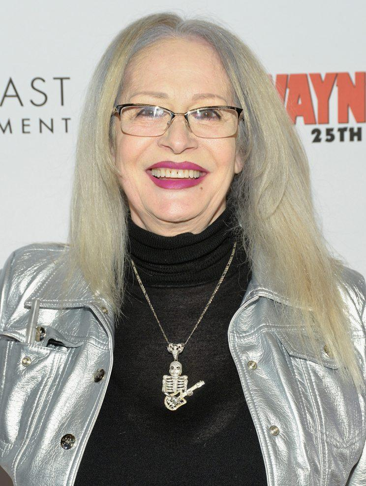 Penelope Spheeris at an anniversary event in January. (Photo: Michael Tullberg/Getty Images)<br>