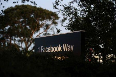 A Facebook address sign is seen at Facebook headquarters in Menlo Park, California, on Wednesday, October 10, 2018. REUTERS/Elijah Nouvelage