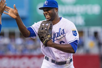 Center fielder Lorenzo Cain is one of the Royals' deserving candidates. (Getty Images)
