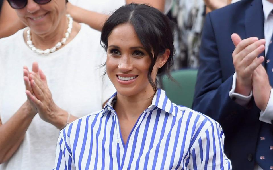 Meghan Markle has undergone several transformations in her journey to become a princess - WireImage/Karwai Tang