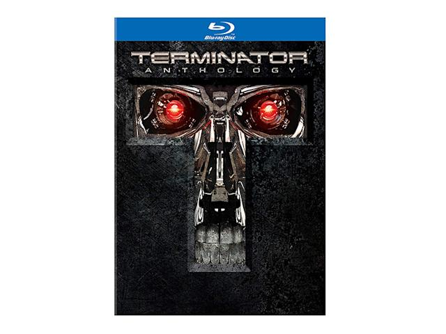 The Terminator anthology Collector's Edition. (Photo: Amazon)