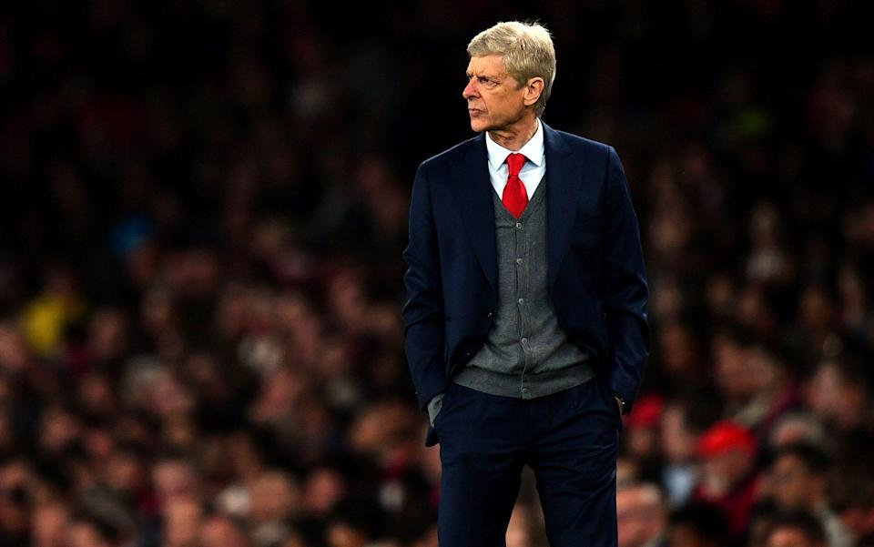 Wenger has the chance to bow out at Arsenal with Europa League glory.