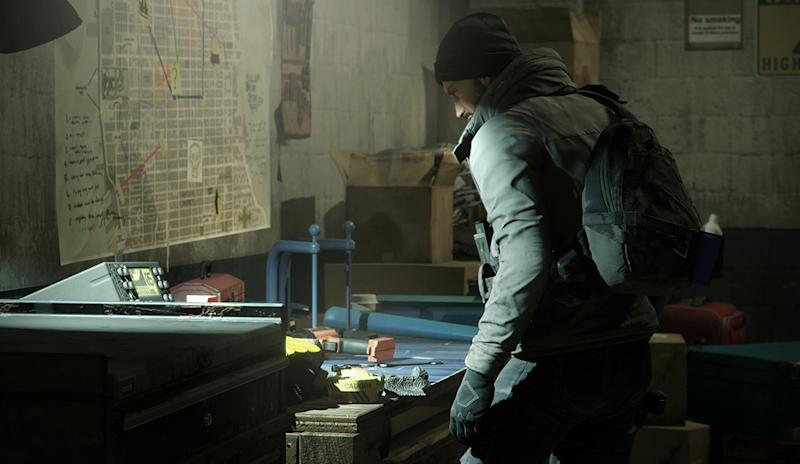 The Division' Developers Address Loot Bugs With Recent Maintenance